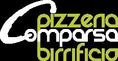 Pizzera & Birrificio La Comparsa Logo