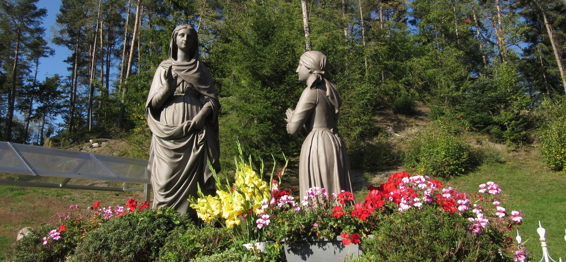 Santuario di Montagnaga di Piné